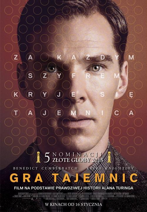 """Wielogłosem o…: """"Gra tajemnic"""" [Oscary 2015]"""