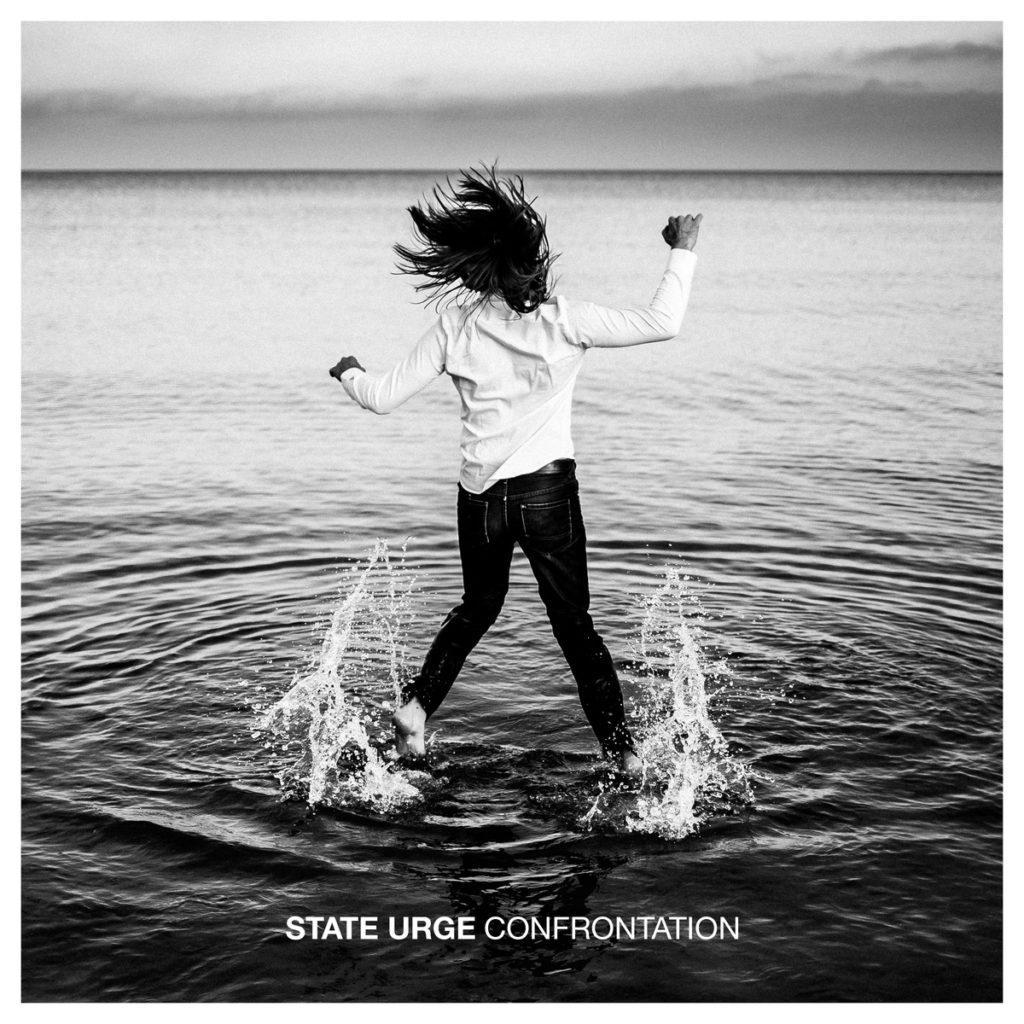 """Biały rock – State Urge – """"Confrontation"""" [recenzja]"""