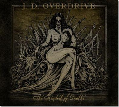 "J. D. Overdrive zapowiada ""Kindest of Deaths"""