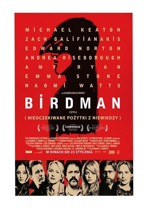 """Wielogłosem o…: """"Birdman"""" [Oscary 2015]"""
