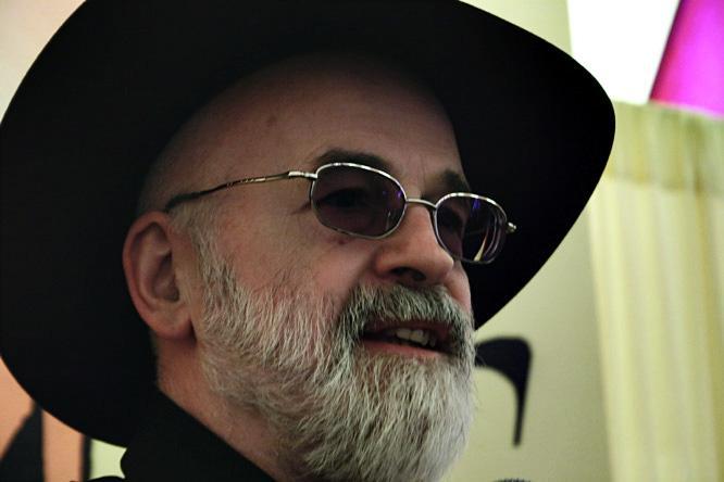 Nie żyje Terry Pratchett