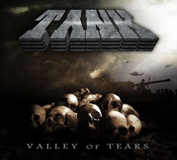 """Tank ujawnia okładkę i tracklistę albumu """"Valley of Tears"""""""