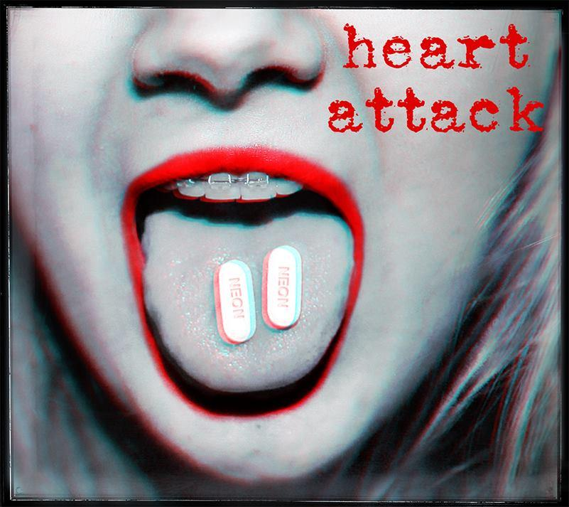 """Soundtrack dla knajpiarzy – Heart Attack – """"Neony"""" [recenzja]"""