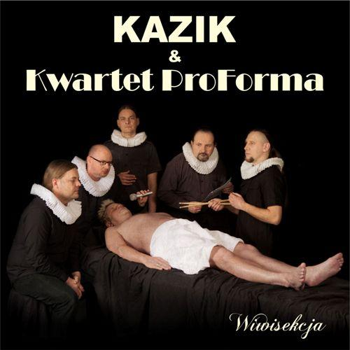 """Dwie wersje najnowszego teledysku Kazika i Kwartetu ProForma do utworu """"Gorzki płacz""""!"""