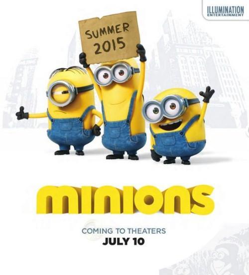 Minionki / The Minions