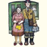"""Prymat codzienności nad historią – Raymond Briggs – """"Ethel & Ernest: Historia prawdziwa"""" [recenzja]"""