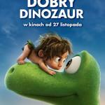 """W małym ciele dobry duch – Peter Sohn – """"Dobry dinozaur"""" [recenzja]"""