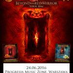 Wygraj bilet na koncert Blind Guardian w Warszawie! – WYNIKI