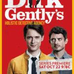 """Wszystko jest ze sobą połączone – Max Landis – """"Holistyczna agencja detektywistyczna Dirka Gently'ego"""", sezon 1 [recenzja]"""