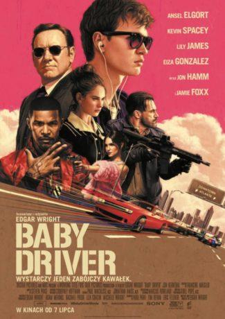 """Krwawo, z humorem i w ciągłym napięciu – Edgar Wright – """"Baby Driver"""" [recenzja]"""