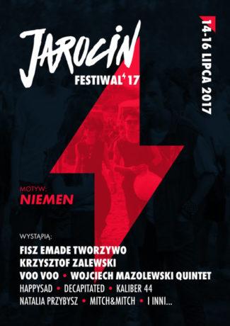 Jarocin Festiwal'17 – 14-16 lipca 2017 [relacja]
