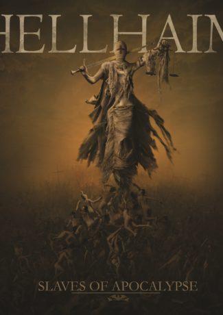 """Odzyskując wiarę w heavy metal – Hellhaim – """"Slaves of Apocalypse"""" [recenzja]"""