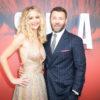 """Jennifer Lawrence, Joel Edgerton i Jeremy Irons na premierze """"Czerwonej jaskółki"""""""