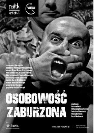 """Teatralny portret (niejednego) szaleńca – Maciej Cierzniak – """"Osobowość zaburzona"""" [recenzja]"""