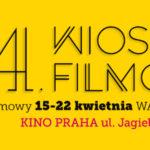 24. edycja Wiosny Filmów już w kwietniu!