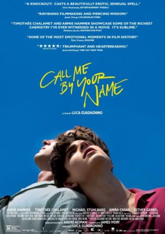 "Is it better to speak or to die? – Luca Guadagnino – ""Call me by your name"" [recenzja]"