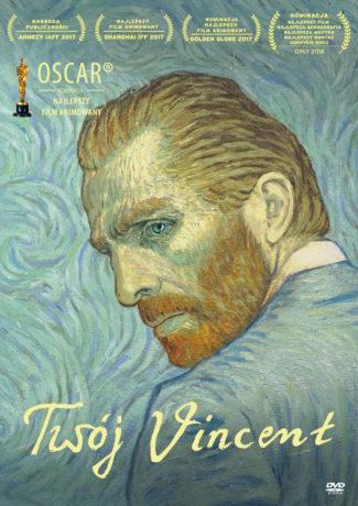 """Poczuj w sobie Van Gogha – """"Twój Vincent"""" KONKURS"""