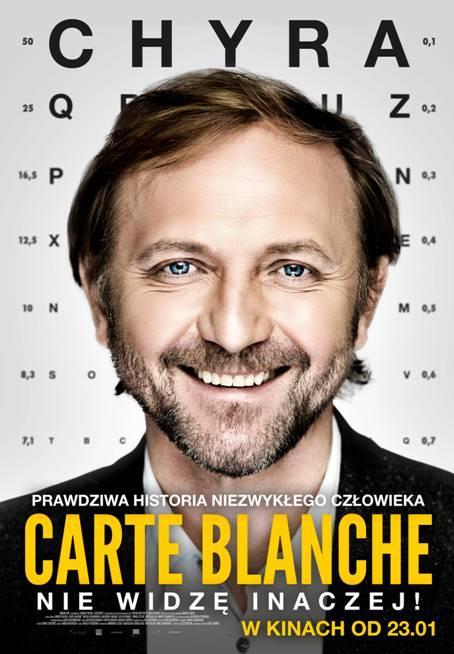 """""""CARTE BLANCHE"""" w kinach od 23 stycznia 2015"""