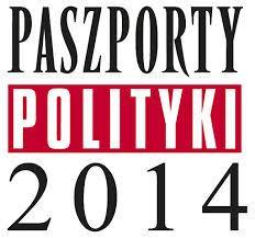 Polityka rozdała Paszporty za 2014 rok