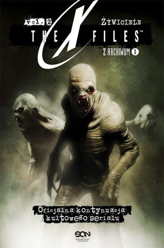"Monster-of-the-week – Chris Carter, Joe Harris – ""Z Archiwum X. Żywiciele"" [recenzja]"