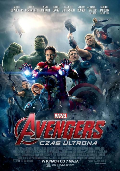 """Widowiskowy powrót – Joss Whedon – """"Avengers: Czas Ultrona"""" [recenzja]"""