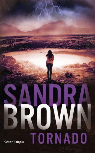 """Ckliwy wicherek – Sandra Brown – """"Tornado"""" [recenzja]"""