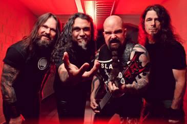 Slayer ujawnia szczegóły nowej płyty!