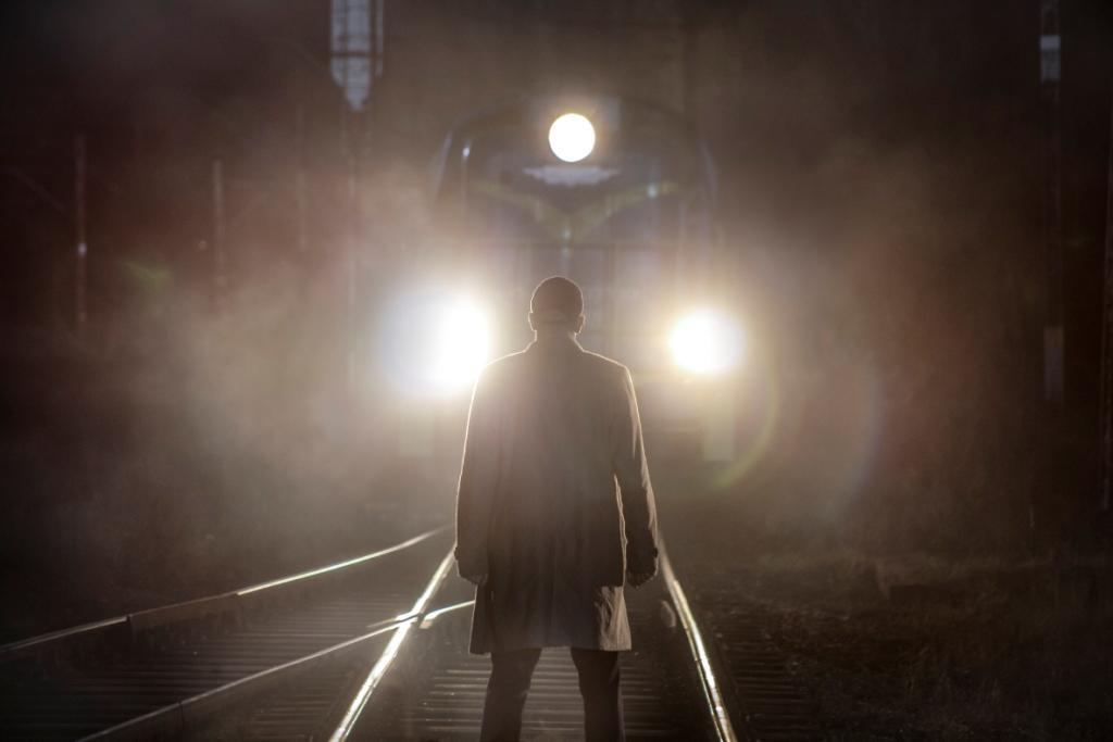 Żyć nieumierać pociąg
