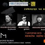 Millenium – koncert w Krakowskim kinie Kijów – Centrum na potrzeby DVD już wkrótce!