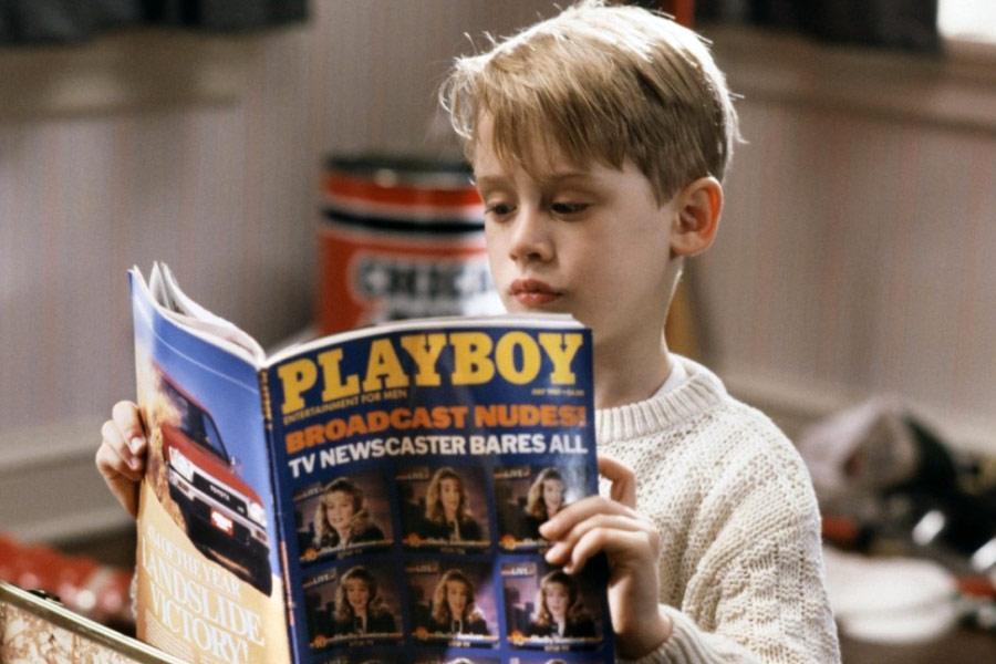 Kevin playboy