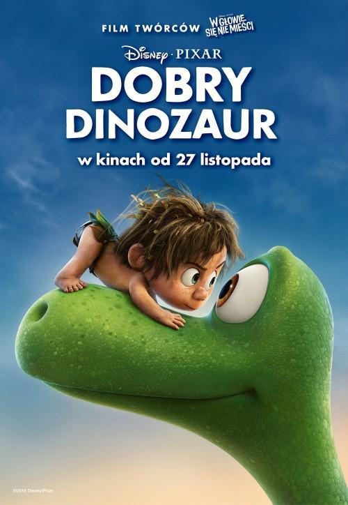 W Małym Ciele Dobry Duch Peter Sohn Dobry Dinozaur