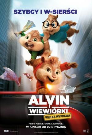 Alvin plakat