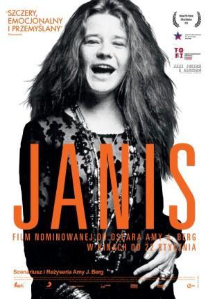 Janis plakat