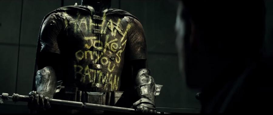 Praktyczne żarciki Jokera nieśmieszą jednak Batmana.