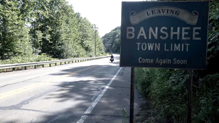 leaving banshee