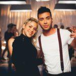 """Shakira i Prince Royce w teledysku do piosenki """"Deja vu"""""""