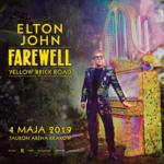 Spektakularna pożegnalna trasa Eltona Johna z przystankiem w Polsce!
