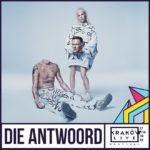Die Antwoord wystąpią na Kraków Live Festival 2018