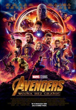 Avengers: Wojna bezgranic