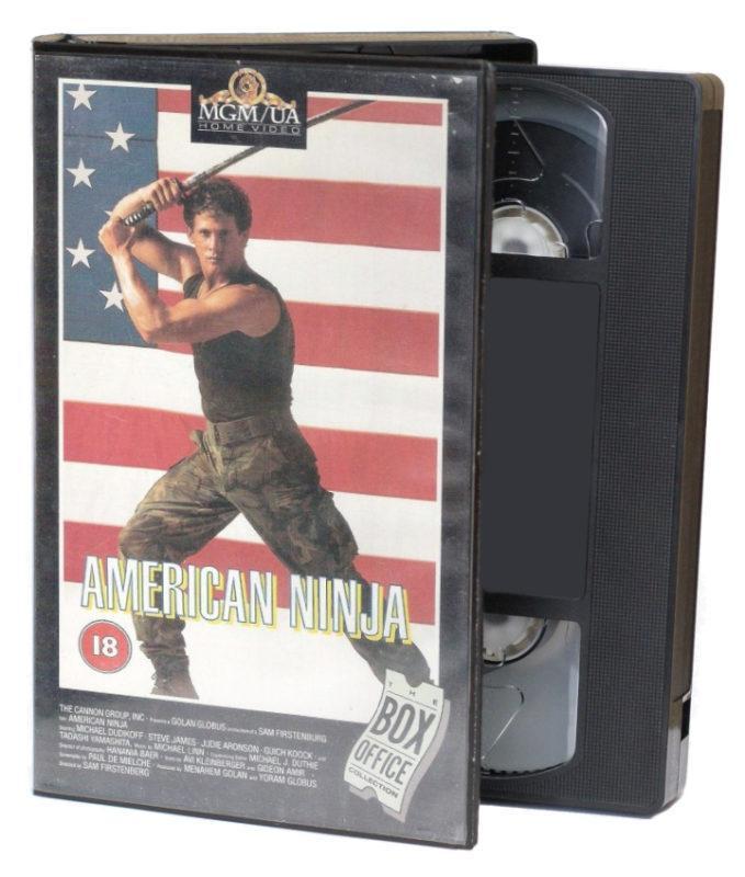 Amerykański Ninja