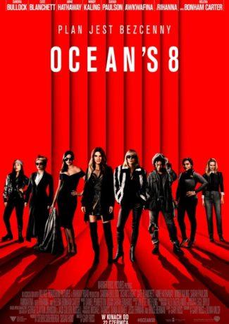 """Co powiecie na mały skok? – Gary Ross – """"Ocean's 8"""" [recenzja]"""