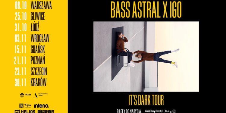 bass astral X igo