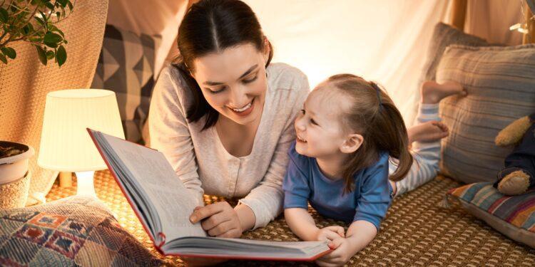 czytać dzieciom