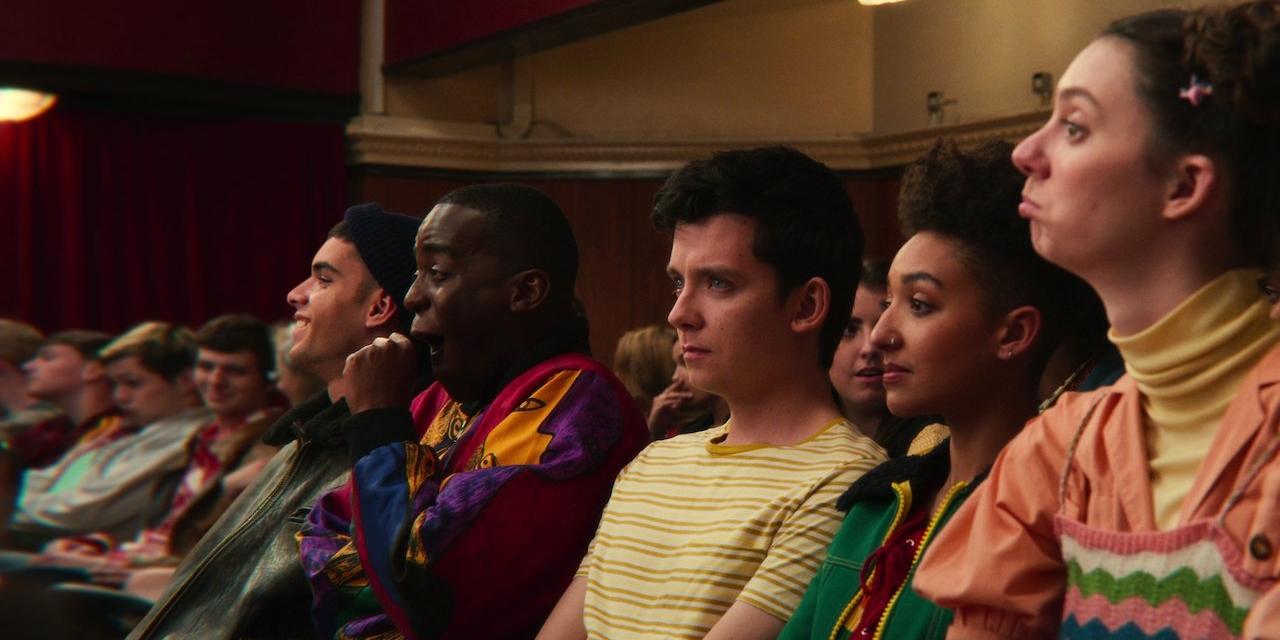 Education, Sezon trzeci, Netflix, Liceum Moordale